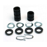 Kit Buchas Do Eixo Do Pedal Embreagem Corcerama - Ford Escort COR10820.0