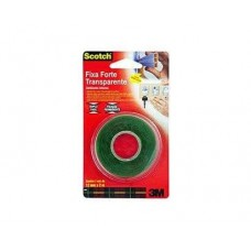 Fita Adesiva Dupla Face Scotch Fixa Forte 12mm 93036